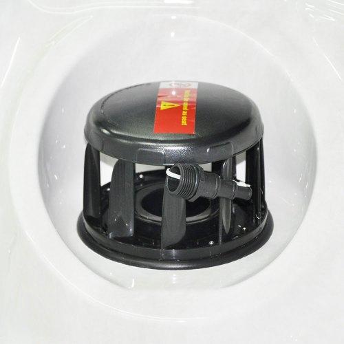 Ocean Stream - 6 Person Hot Tub Details Image-7