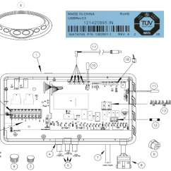 Cal Spa Heater Wiring Diagram Mercury Outboard Ignition Switch Dimension One Spas Pillows ~ Elsalvadorla