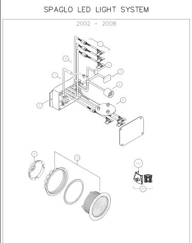 72175 Kit Fiber Optic Housing