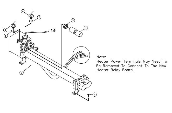 hot spring portable spa wiring diagram