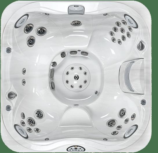 Jacuzzi J-345 hot tub