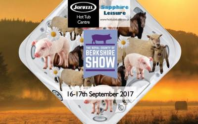 Jacuzzi Hot Tubs at Berkshire Show 2017