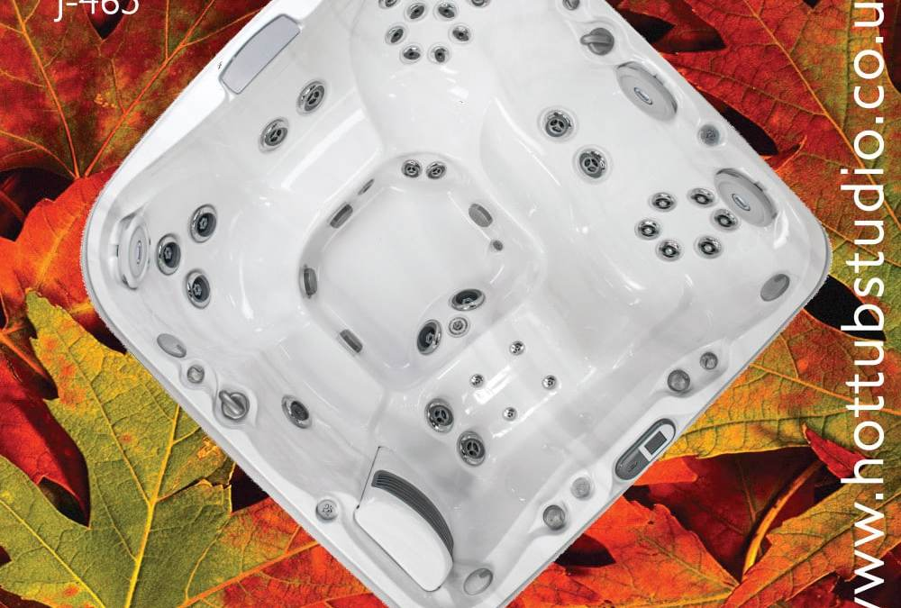 October's Jacuzzi® Hot Tub Best Buy