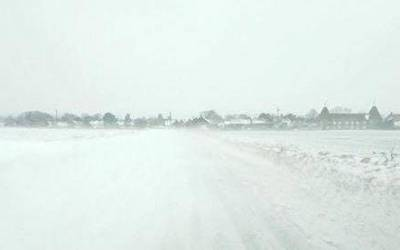 Urgent Snow Update
