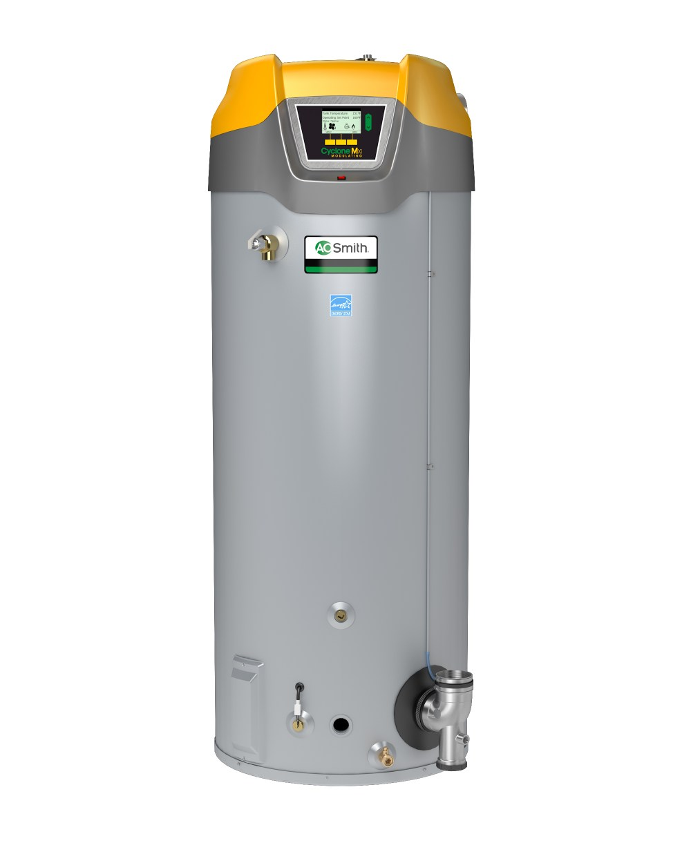 medium resolution of a o smith cyclone mxi elevates product innovation with new water heater design
