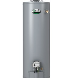 promax atmospheric vent gas water heater a o smith adds 55 gallon atmospheric vent gas model hot [ 2000 x 3000 Pixel ]