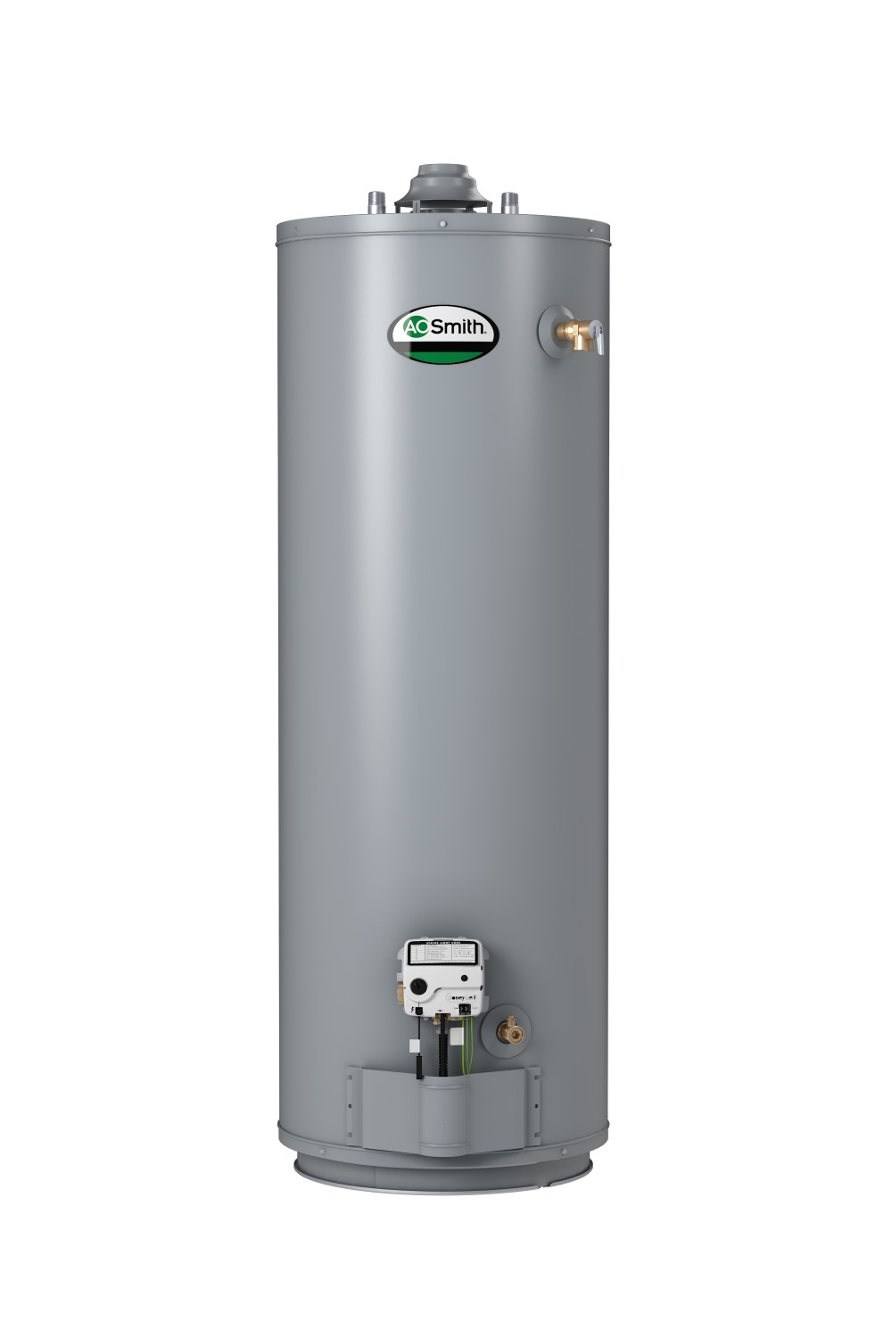 medium resolution of  promax atmospheric vent gas water heater a o smith adds 55 gallon atmospheric vent gas model hot