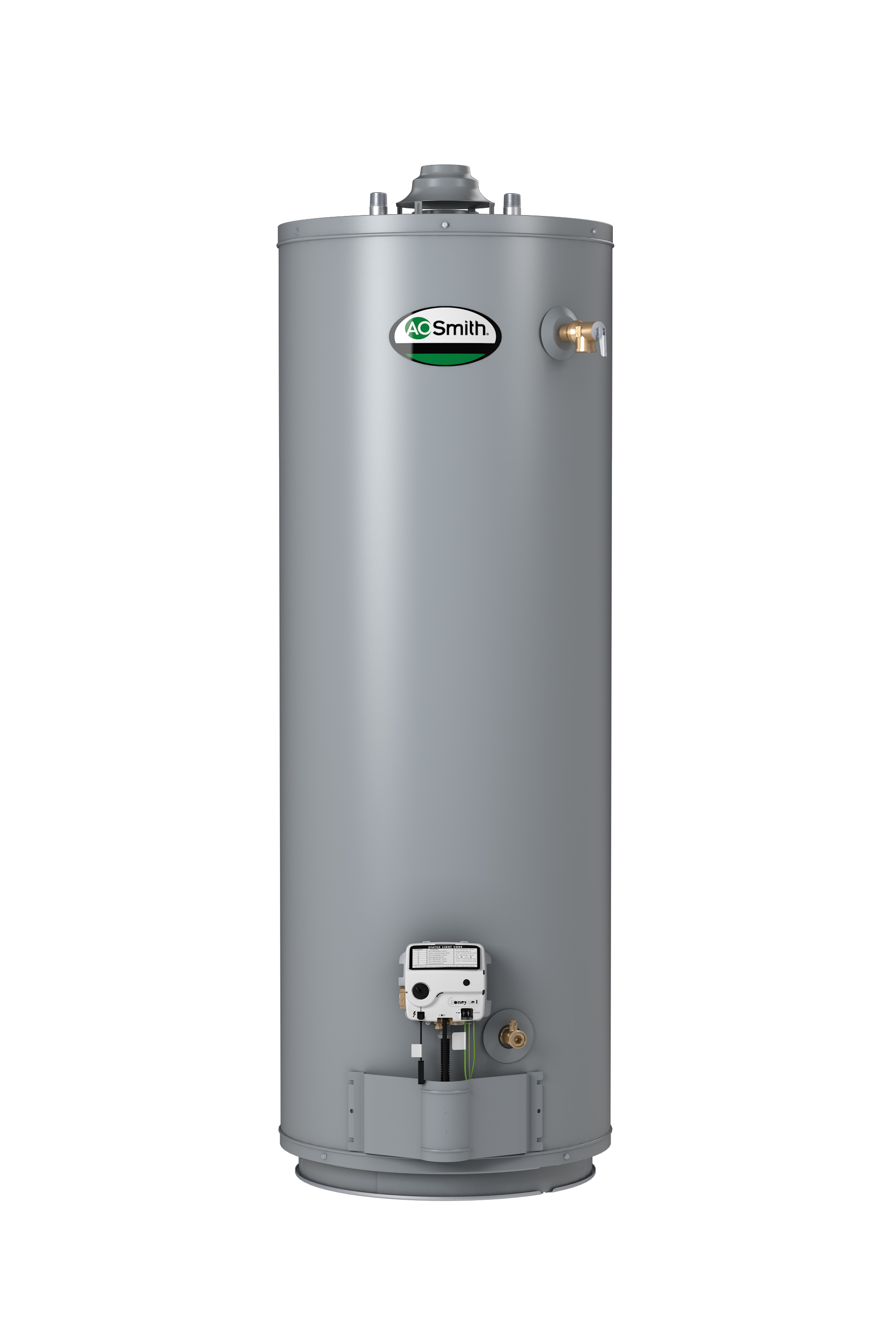 hight resolution of  promax atmospheric vent gas water heater a o smith adds 55 gallon atmospheric vent gas model hot