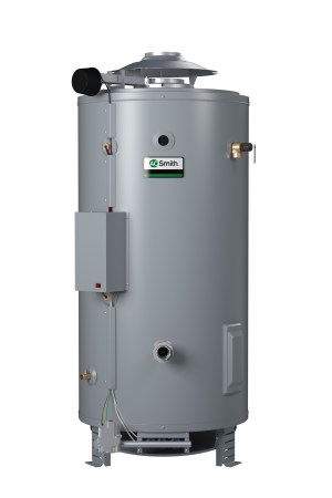 MasterFit® Standard Draft  Water Heaters Commercial by A O Smith > A O Smith Water Heaters