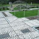 館浦温泉公園には「素足(はだし)のこみち」