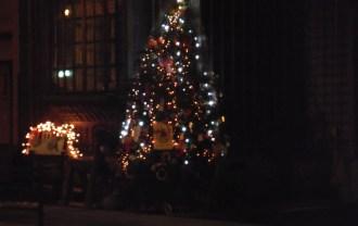 函館元町ホテルのクリスマスツリー
