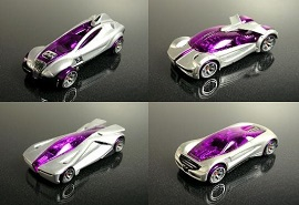 Hot Wheels Acceleracers Silencerz