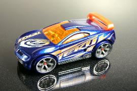 Hot Wheels Acceleracers Drift Tech Metal Maniacs