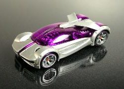 Hot Wheels Acceleracers Iridium