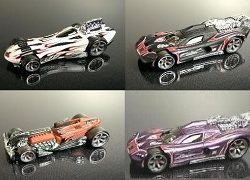 Hot Wheels Metal Maniacs
