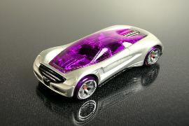 Hot Wheels Acceleracers Nitrium