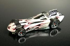 Hot Wheels Acceleracers Power Bomb