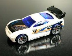 Hot Wheels Acceleracers Power Rage