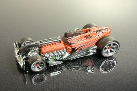 Hot Wheels Ratified