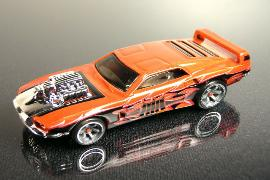Hot Wheels Acceleracers Rivited Metal Maniac