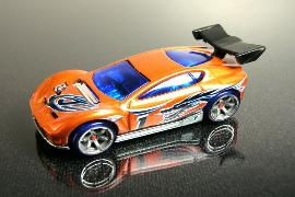 Hot Wheels Acceleracers Synkro Metal