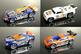 Hot Wheels Acceleracers Hot Wheels Teku