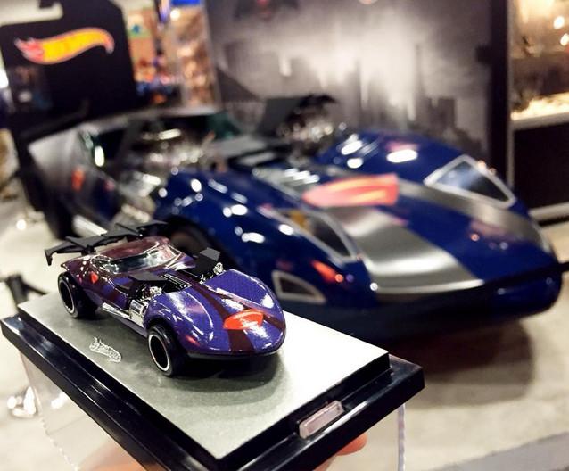 Hot Wheels : La Twin Mill Batman V Superman bientôt disponible