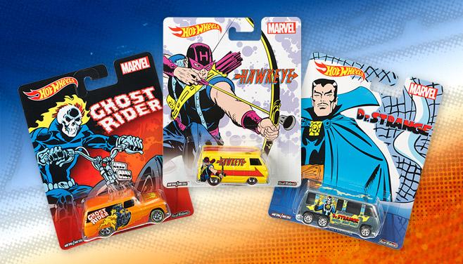 Pop Culture : Le Mix 3 Marvel Comics dévoilé