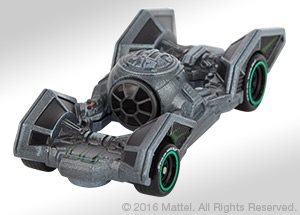 Hot Wheels : Un collector Star Wars pour la Comic Con