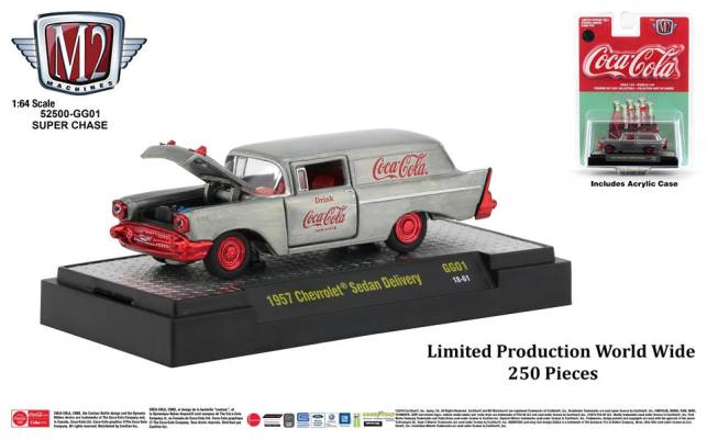 M2-Machines-Coca-Cola-Series-1957-Chevrolet-Sedan-Delivery-Super-Chase-Sedan-Delivery