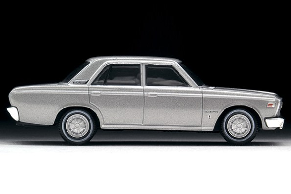 Tomytec-Tomica-Limited-Vintage-LV-181b-Toyota-Crown-Super-Deluxe-Argent-007