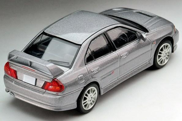 Tomytec-Tomica-Limited-Vintage-LV-N186a-Mitsubishi-Lancer-GSR-Evolution-IV-Argent-008