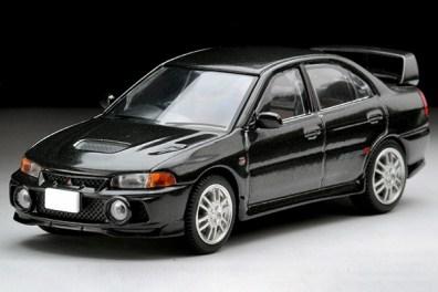 Tomytec-Tomica-Limited-Vintage-LV-N186b-Mitsubishi-Lancer-GSR-Evolution-IV-Noire-001