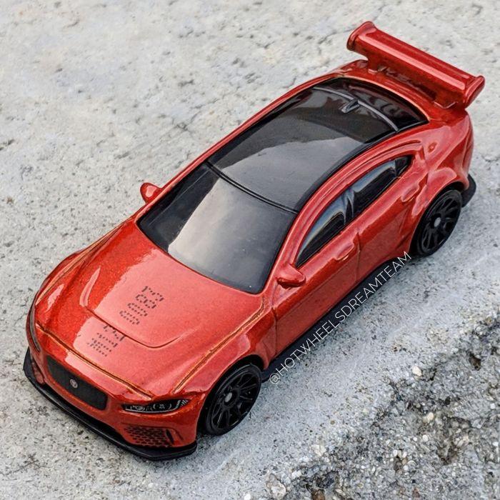 Jaguar Xe Sv Project 8: Hot Wheels : Mattel Dévoile Une Jaguar XE SV Project 8