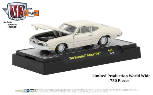 M2-Machines-Detroit-Muscle-Series-47-1970-Oldsmobile-Cutlass-442-Chase-Car