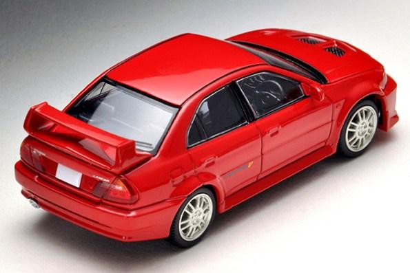 Tomica-Limited-Vintage-Neo-Mitsubishi-Lancer-GSR-Evolution-V-Red-2