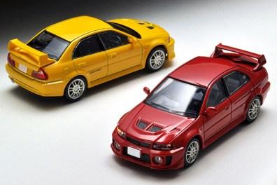 Tomica-Limited-Vintage-Neo-Mitsubishi-Lancer-GSR-Evolution-V-Red-8
