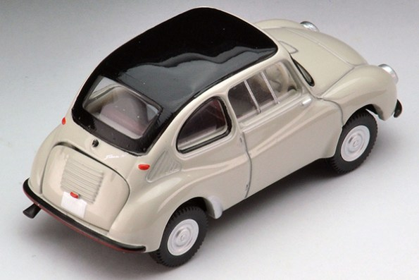 Tomica-Limited-Vintage-Neo-Subaru-360-Convertible-1960-Toit-ferme-2