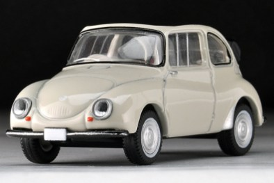 Tomica-Limited-Vintage-Neo-Subaru-360-Convertible-1961-Toit-ouvert-3