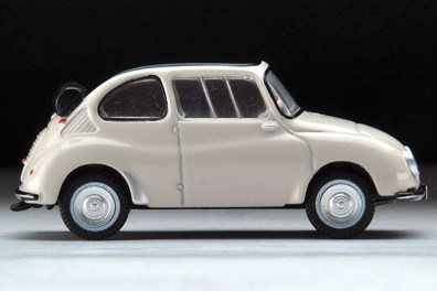 Tomica-Limited-Vintage-Neo-Subaru-360-Convertible-1961-Toit-ouvert-7