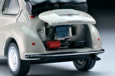 Tomica-Limited-Vintage-Neo-Subaru-360-Convertible-1961-Toit-ouvert-9