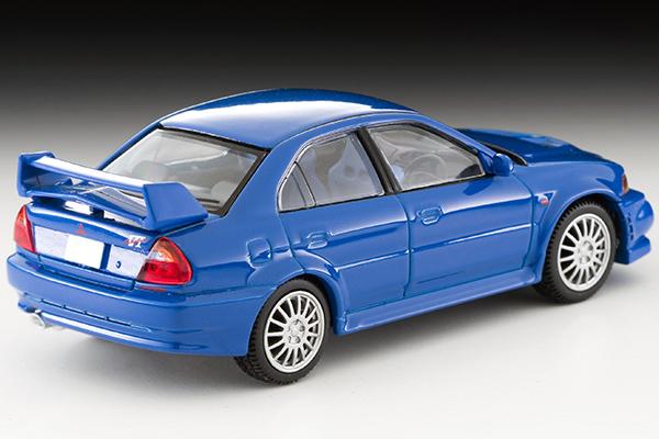 Tomica-Limited-Vintage-Neo-Lancer-GSR-Evolution-VI-Blue-2