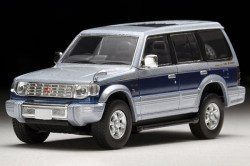 Tomica-Limited-Vintage-Neo-Pajero-Super-Exceed-Z-Silver-Blue-3
