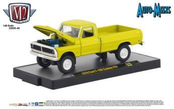 M2-Machines-Auto-Meet-49-1970-Ford-F-100-Custom-4x4
