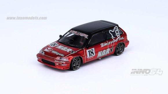 Inno-Models-JDM-Collection-Honda-Civic-EF9-Mizuho-No-Good-Racing-1