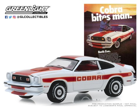 GreenLight-Collectibles-Vintage-Ad-Cars-1978-Ford-Mustang-II-Cobra-II