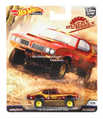 Hot-Wheels-Car-Culture-Desert-Rally-70-Oldsmobile-442