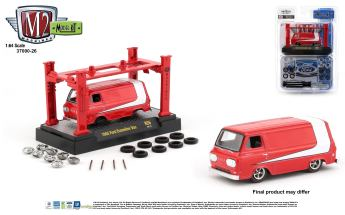 M2-Machines-Model-Kit-26-1965-Ford-Econoline-Van