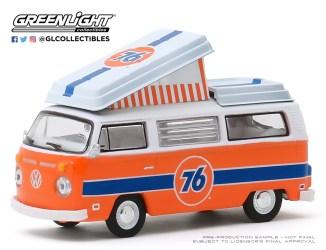 GreenLight-Collectibles-Club-V-Dub-Series-10-1973-VW-Westfalia-Campmobile