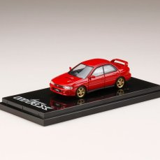 Hobby-Japan-Minicar-Project-Subaru-Impreza-GC8C-Series-Subaru-Impreza-WRX-GC8-STi-Version-II-Active-Red-001